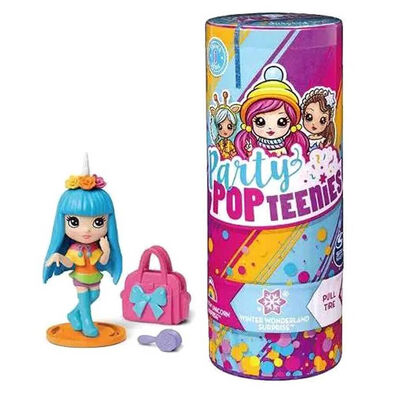 Party Popteenies Surprise Popper - Assorted