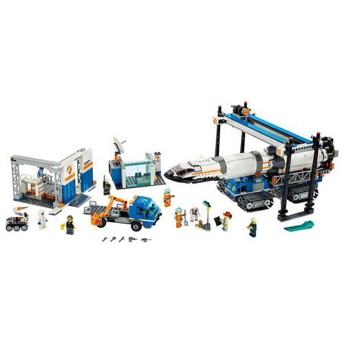 LEGO樂高城市系列 火箭組裝基地 60229