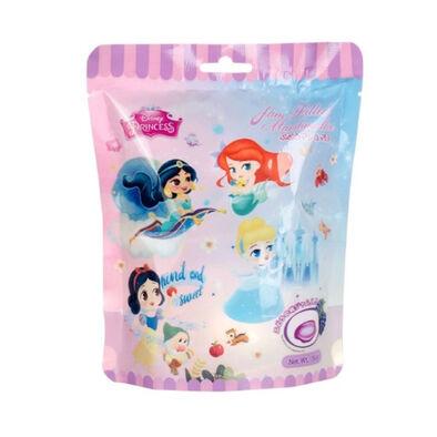 Disney Princess迪士尼公主 夾心棉花糖葡萄味