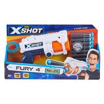 Zuru X特攻 ExcelFury 4 槍