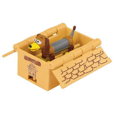 Tomica多美 廸士尼車仔toy Story反斗奇兵4- Ro8 Slinky & Box