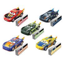 Disney 迪士尼 «汽車總動員» 極速競賽系列小汽車單架裝 - 隨機發貨