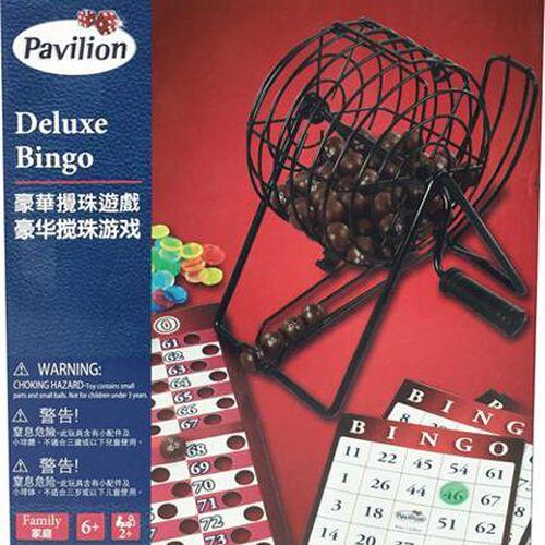 Pavilion 豪華攪珠遊戲