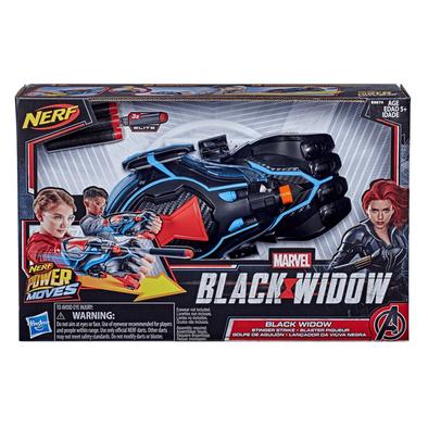 Marvel漫威 動力裝甲系列黑寡婦毒刺攻擊 NERF 發射器