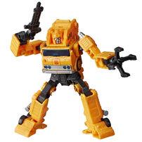 Transformers變形金剛 世代斯比頓之戰:地球崛起航行家級基夫 - 隨機發貨