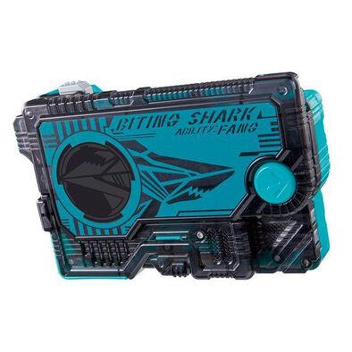Kamen Rider 幪面超人Zero-One Dx 暴咬鯊魚變身匙卡