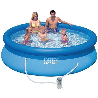 Intex 10呎 X 30吋家居充氣水池