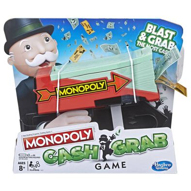 Monopoly大富翁 搶錢風暴