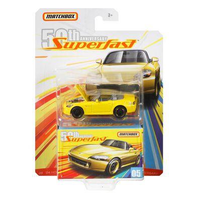 Matchbox火柴盒小汽車 收藏家系列 - 隨機發貨