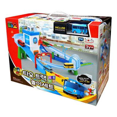 Tayo小巴士軌道玩具組
