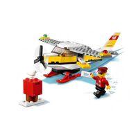 LEGO樂高城市系列 空郵飛機 60250
