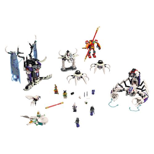 LEGO 三打白骨精 80028