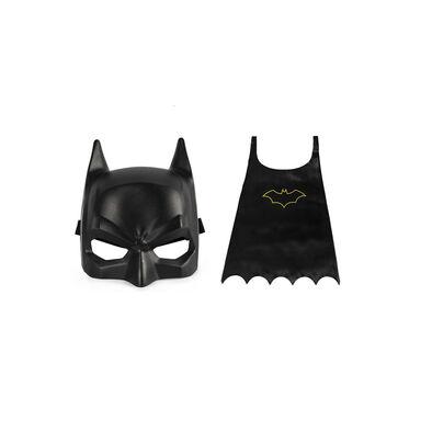 Batman蝙蝠俠 - 面罩斗篷套裝 - 隨機發貨