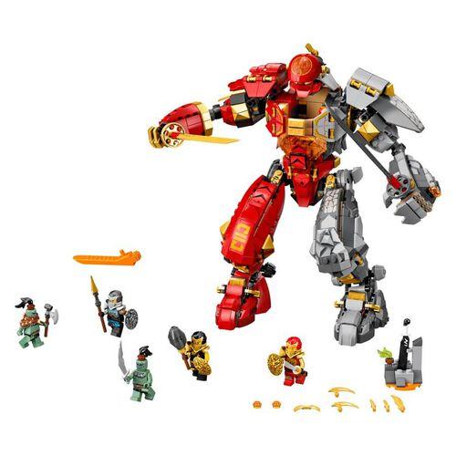 LEGO 火石機甲 71720