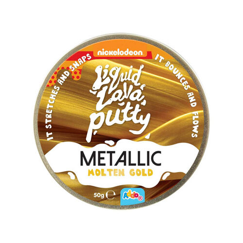 Nickelodeon液體塑料混合膏金屬色 - 隨機發貨