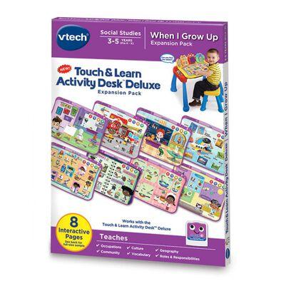 Vtech偉易達 - 益智學習卡 - 當長大時