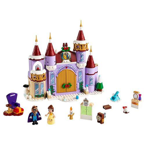 LEGO Disney Princess 貝兒的城堡冬日慶典 43180