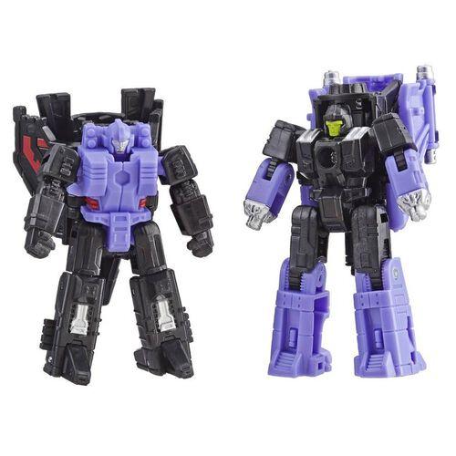 Transformers變形金剛斯比頓之戰 微型戰士 兩件裝 隨機發貨