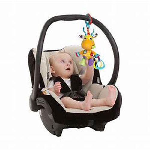 Playgro培高 長頸鹿傑瑞 出行玩具嬰兒車吊挂