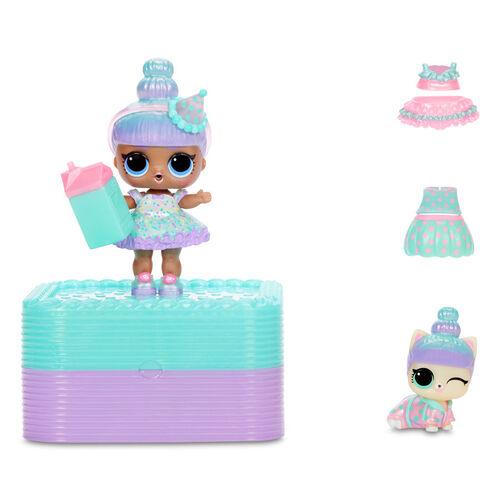 L.O.L. Surprise!驚喜寶貝 禮物娃娃豪華套裝 - 隨機發貨