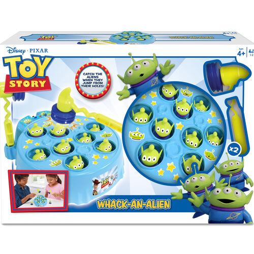 Toy Story反斗奇兵 三眼仔扑傻瓜遊戲