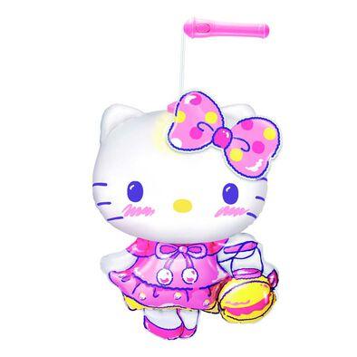 Sanrio三麗鷗 Hello Kitty禮服造型有聲吹氣燈籠