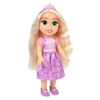 Disney Princess迪士尼公主 長髮公主玩偶及茶具套裝