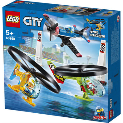 LEGO 樂高城市系列 空中競賽