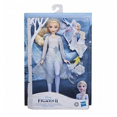 Disney Frozen迪士尼魔雪奇緣 魔法閃亮玩偶