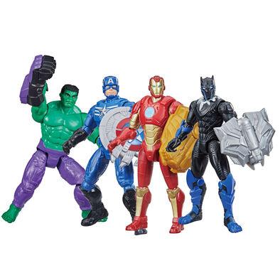 "Marvel Avengers漫威復仇者聯盟 機甲突擊系列 6""人偶 - 隨機發貨"