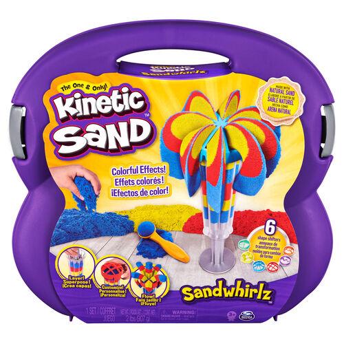 Kinetic Sand動力沙 幻彩旋轉套裝