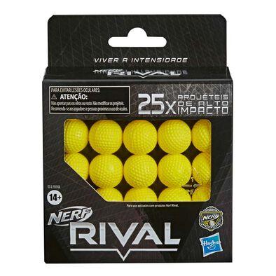 Nerf熱火競爭者系列 Rival 25粒彈鏢補充裝