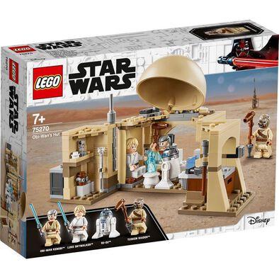 LEGO樂高星球大戰系列  LEGO Star Wars Obi-Wan'S Hut 75270