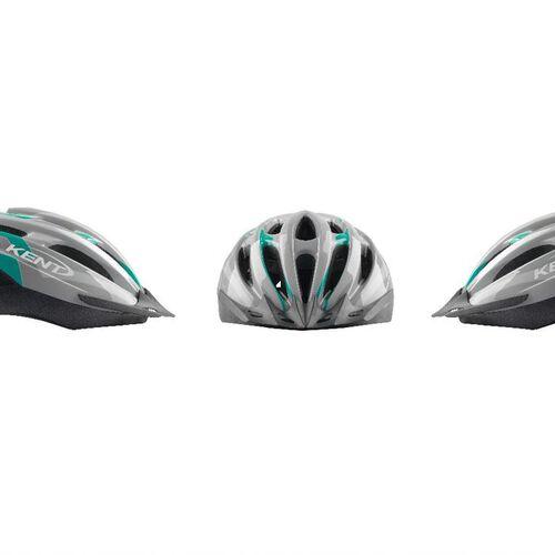 Kent 自行車頭盔 白色