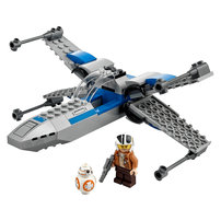 LEGO樂高星球大戰系列Resistance X-Wing - 75297