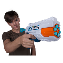 Zuru X Shot Reflex Revolver Tk 6