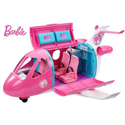 Barbie芭比 專屬飛機組合