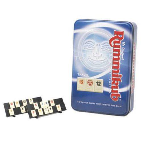 Rummikub魔力橋數字牌遊戲 鐵盒旅行裝