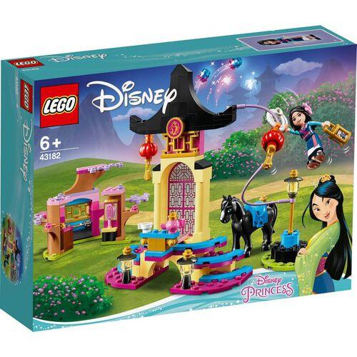 LEGO樂高廸士尼系列 木蘭的訓練場 43182