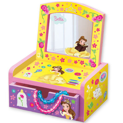 4M Disney Design Your Own Princess Chest - Belle