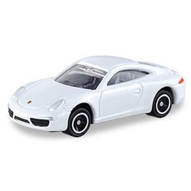 Tomica多美 車仔no. 117 Porsche 911 Carrera