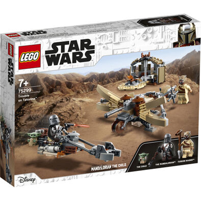 LEGO Star Wars Trouble on Tatooine  -  75299
