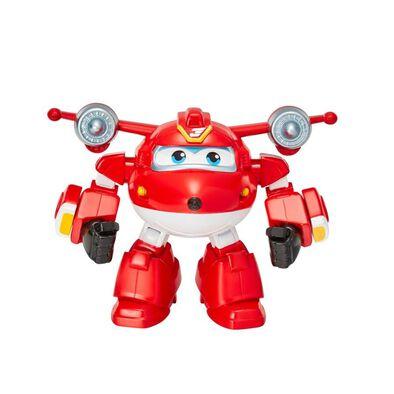 Super Wings超級飛俠-可活動玩具 Jett
