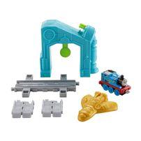 Thomas & Friends湯瑪士小火車穿越隧道及機器人發射器