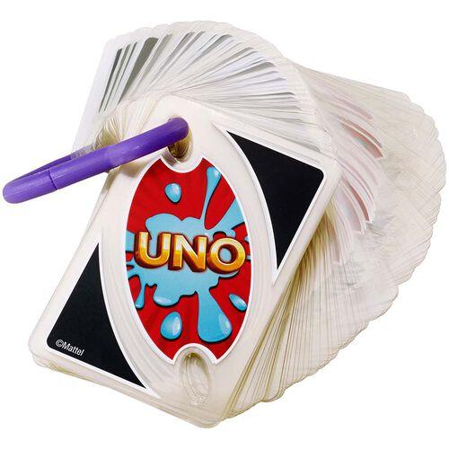 UNO 防水遊戲卡
