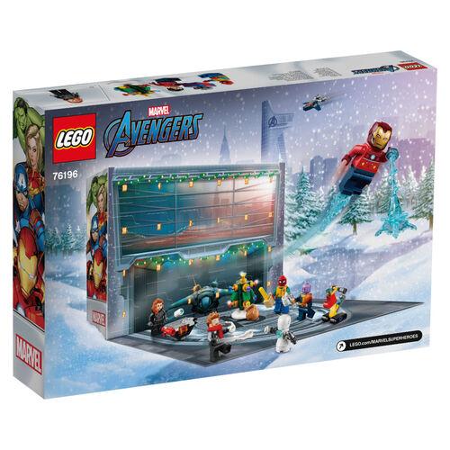 LEGO樂高漫威超級英雄系列 The Avengers Advent Calendar 76196