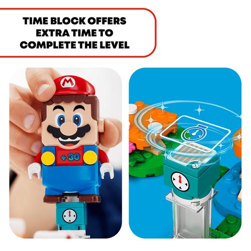 LEGO樂高 Lakitu Sky World擴展版圖 71389