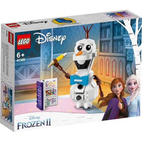 LEGO樂高disney Frozen迪士尼魔雪奇緣2系列 奥拉夫 41169