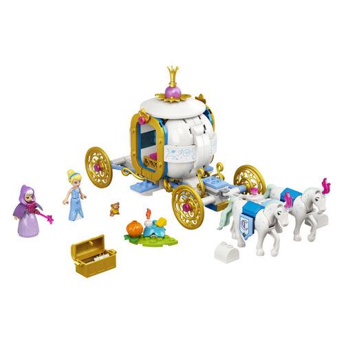 LEGO樂高迪士尼公主系列 灰姑娘的皇家馬車 - 43192