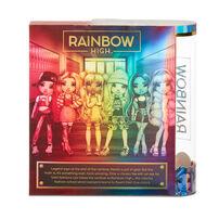 Rainbow High 七彩時尚少女skyler Bradshaw